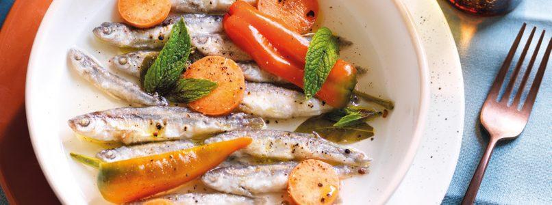 Ricetta Alborelle in carpione - La Cucina Italiana