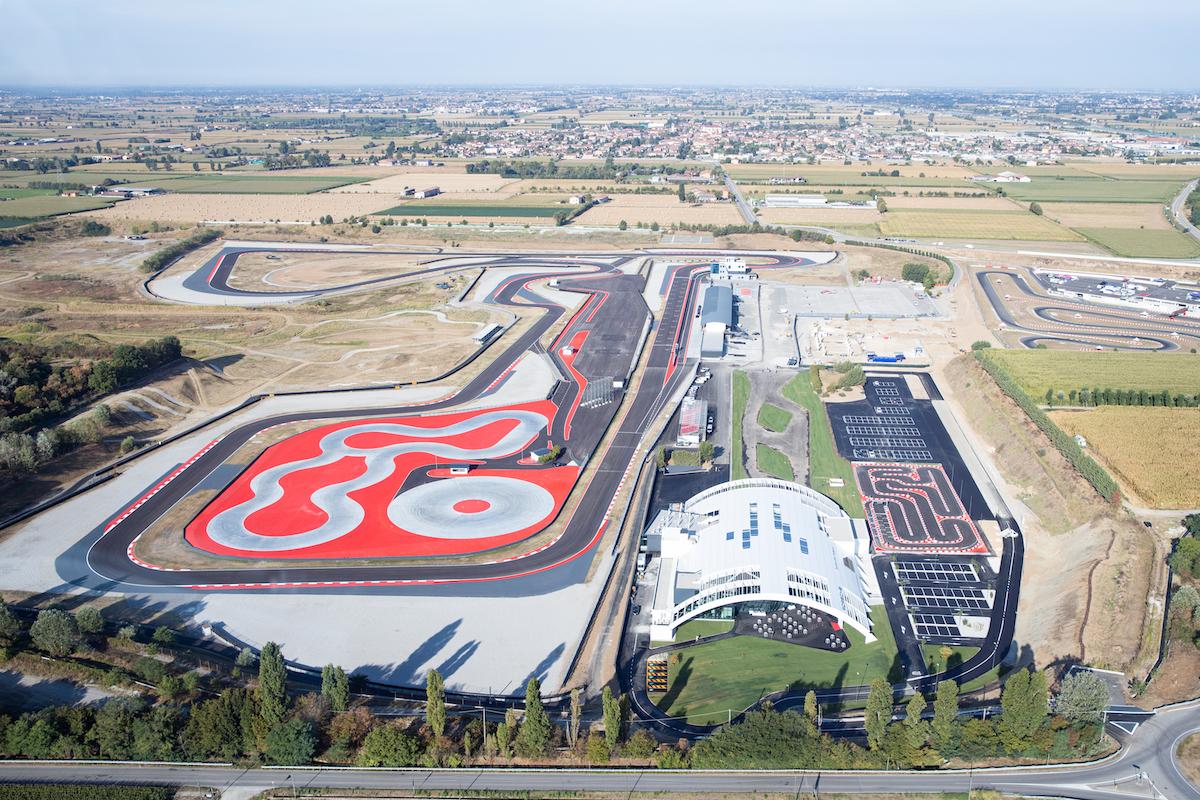 Porsche Experience Center Franciacorta