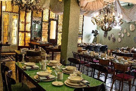 Rana e Marras: torna il temporary restaurant incantato