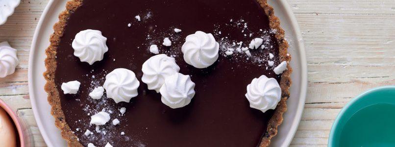 Ricetta Torta al cioccolato - La Cucina Italiana